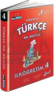 Bay Kalem Türkçe Dilbilgisi 4.sınıf