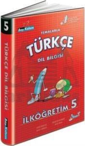 Bay Kalem Türkçe Dilbilgisi 5.Sınıf