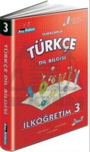 Bay Kalem Türkçe Dilbilgisi 3.Sınıf