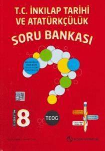 İnkılap Tarihi Ve Atatürkçülük-8 Soru Bankası