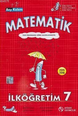 Bay Kalem Matematik 7