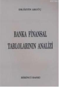 Banka Finansal Tabloların Analizi