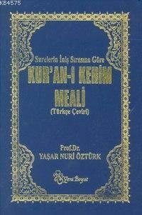 Kur'an-ı Kerim Meali Cep Boy