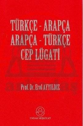 Türkçe-Arapça Cep Lügatı