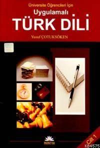 Uygulamali Türk Dili 1 Cilt