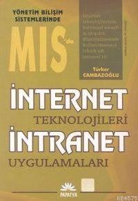 Internet Teknolojileri ve Intranet Uygulamalari