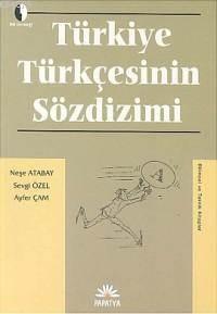 Türkiye Türkçesi Sözdizimi