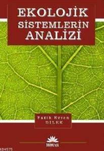Ekolojik Sistemlerin Analizi; Yönetimi ve Modellenmesi