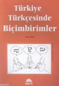 Türkiye Türkçesinde Biçimbirimleri