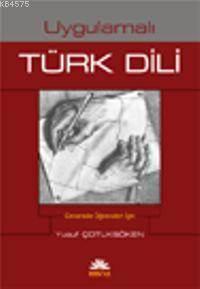 Uygulamali Türk Dili (Tek Cilt)