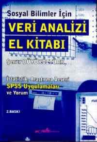 Veri Analizi El Kitabı