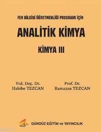 Analitik Kimya III ...