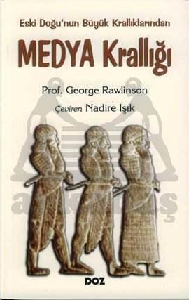 Medya Krallığı Eski Doğu'nun Büyük Krallıklarından