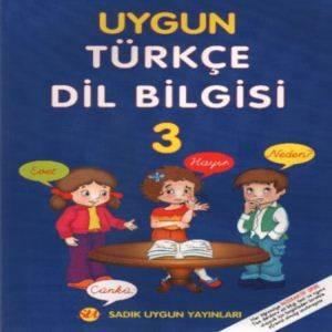 Uygun Türkçe Dil Bilgisi 3