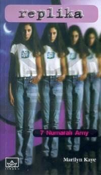 7 Numaralı Amy - Replika 1