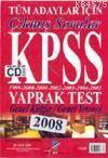 KPSS Yaprak Test Genel Kültür Genel Yetenek; Tüm Adaylar İçin Çıkmış Sorular