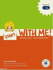 Start with Me!; English Notebook