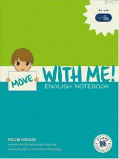 Move with Me! English Notebook