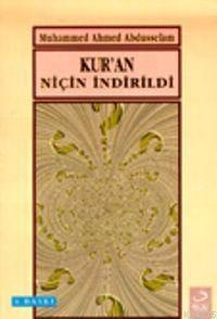 Kur'an Niçin İndirildi