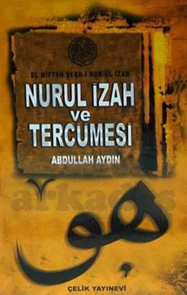 Nurul İzah ve Tercümesi