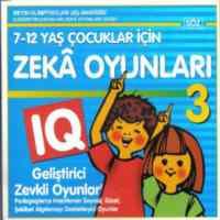 Çocuklar İçin Zeka Oyunları 3 7-12 Yaş