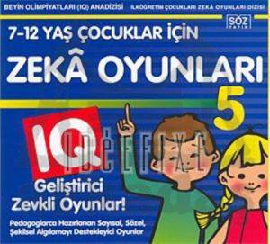 7-12 Yaş Çocuklar İçin Zeka Oyunları 5