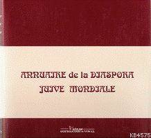 Annuaire De La Diaspora Juıve Mondiale (Fransızca)