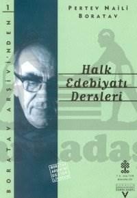 Halk Edebiyati Dersleri ( 2. Baski)