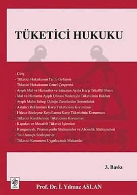 Tüketici Hukuku 3.Baski