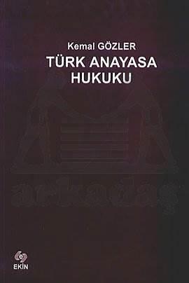 Türk Anayasa Hukuku-K.Gözler