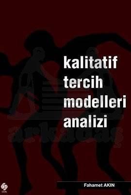 Kalitatif Tercih Modelleri