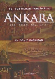 18.Yüzyıldan Tanzimata Ankara