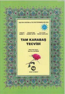 Tam Karabaş Tecvidi; Kur'an-I Kerim Ve Tecvid Öğrenenler İçin