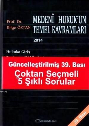 Medeni Hukuk'un Temel Kavramlari