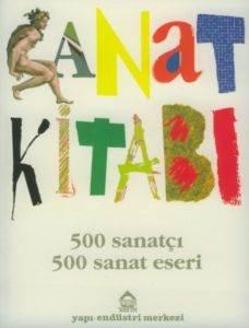 Sanat Kitabı (Mini) - 500 Sanatçı 500 Sanat Eseri
