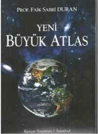 Kanaat Büyük Atlas(Karton Kapak)