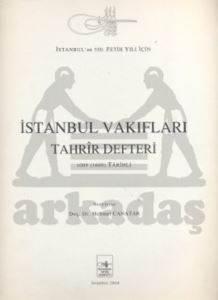 İstanbul Vakıfları Tahrir Defteri
