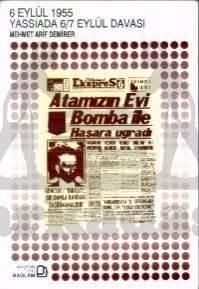 6 Eylül 1955 Yassıada-6-7 Eylül