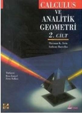 Calculus Ve Analitik Geometri 2. Cilt (Ekonomik Baskı)