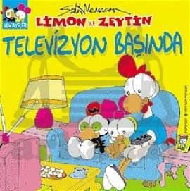 Hikaye Televizyon Başinda