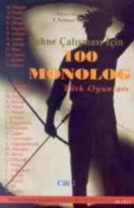 100 Monolog Türk Oyunları Cilt 2