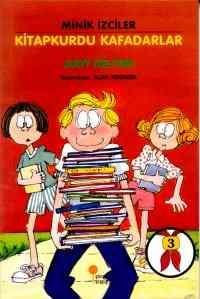 Minik İzciler 3 - Kitapkurdu Kafadarlar