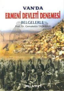 Van'da Ermeni Devleti Denemesi
