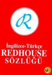 Redhouse İng Türk Sözlük Kırmızı Ciltli Büyük Boy