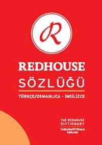 Türkçe Osmanlıca İngilizce Redhouse Sarı 002