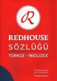 Redhouse Türk İng Sözlük Büyük Ciltli Koyu Mavi
