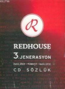 Redhouse 3. Jenerasyon İng - Türkçe / Türkçe - İng.