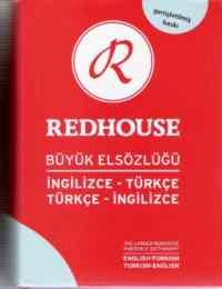 Redhouse Büyük El Sözlüğü İngilizce Türkçe Türkçe İngilizce Kırmızı