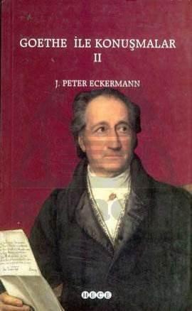 Goethe İle Konuşmalar II