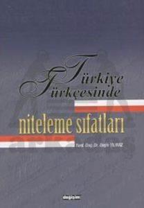 Türkiye Türkçesinde Niteleme Sıfatları